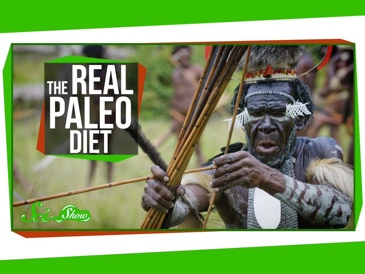 The Real Paleo Diet (VIDEO)
