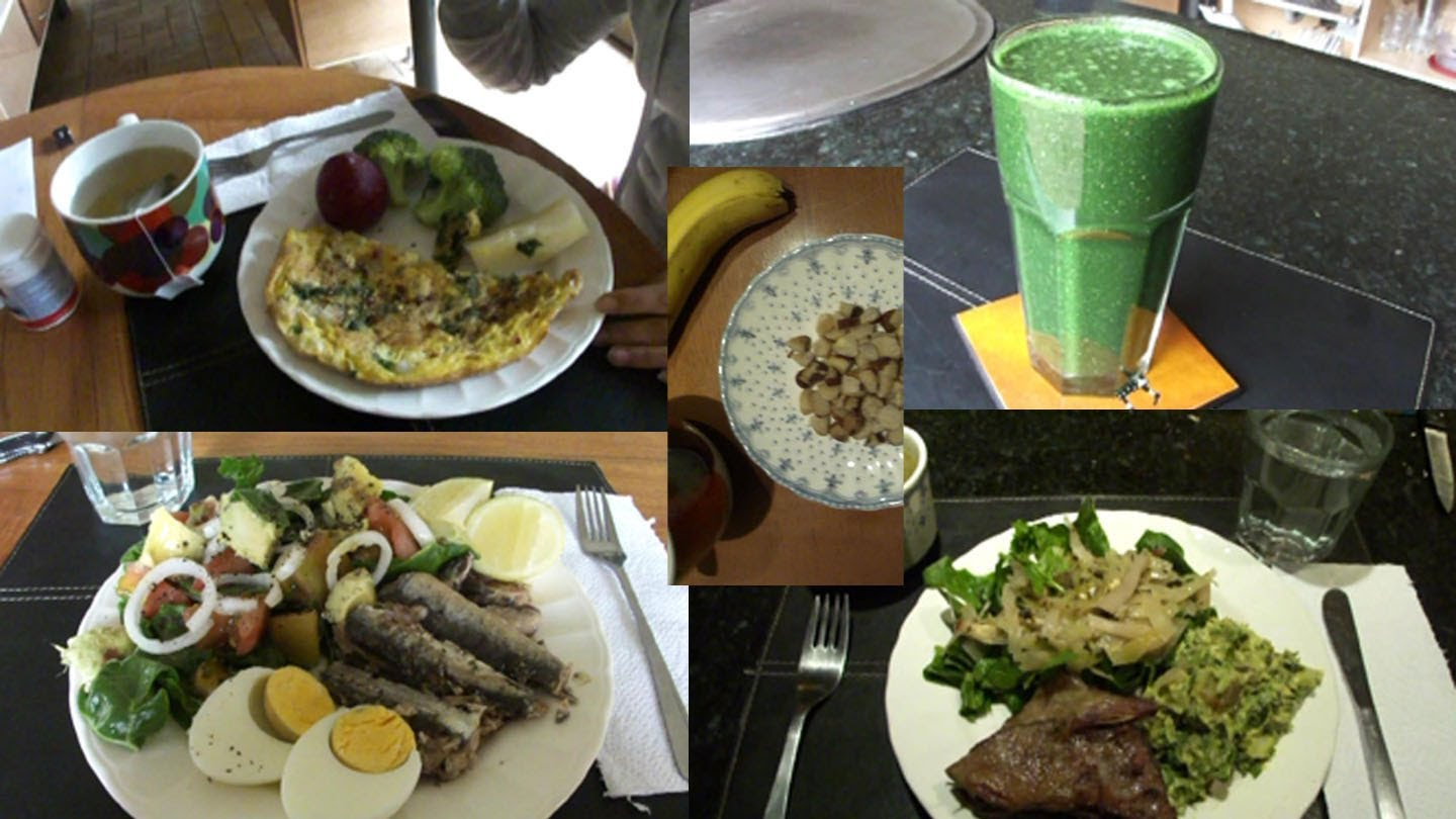 What I eat in a day: Paleo diet (VIDEO)